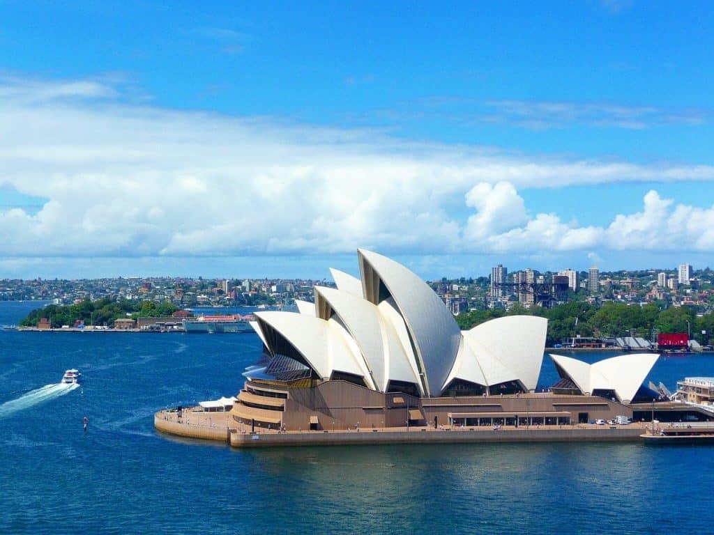 e visa to Australia